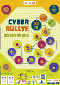 affiche cyber 2018